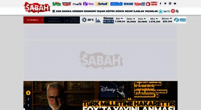 sabah.com.tr - sabah - güncel haberler, son dakika ve gazete haberleri