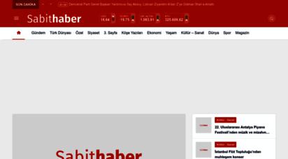 sabithaber.com