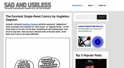 sadanduseless.com -