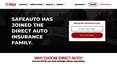 safeauto.com -