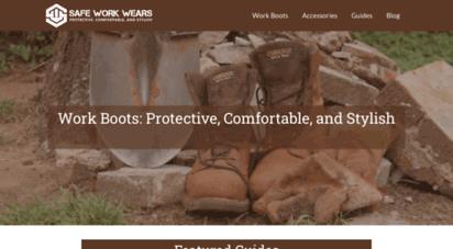 safeworkwears.com