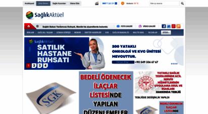 saglikaktuel.com - sağlık aktüel  en güncel sgk, sağlık, mevzuat haberleri