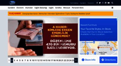 saglikpersonelihaber.net - sağlık personeli haber kaynağı