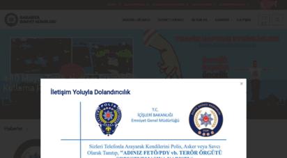 sakarya.pol.tr - sayfalar - giriş