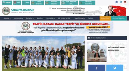 sakaryabarosu.org.tr