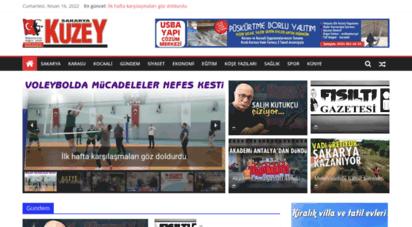 sakaryakuzey.com - karasu ve kocaali´nin haber sitesi - sakarya kuzey