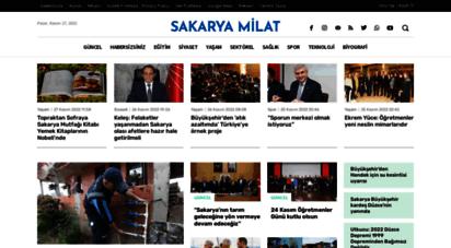 sakaryamilat.com