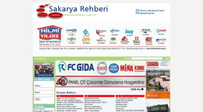 sakaryarehberi.com.tr -