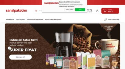 sanalpaketim.com