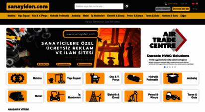 sanayiden.com