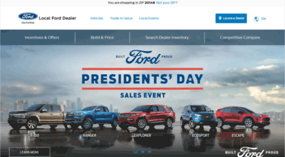 San Diego Ford Dealers >> Welcome To Sandiegocountyford Com Vehicle Deals And