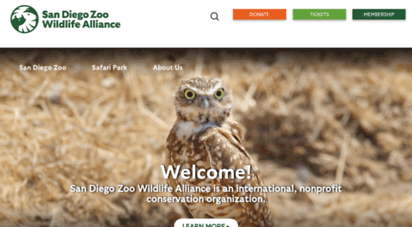 sandiegozoo.org - san diego zoo® official site  we are open!