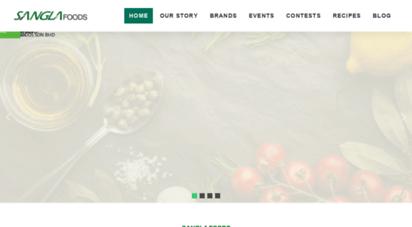 sanglafoods.com -