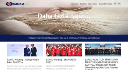 sanko.com.tr - sanko