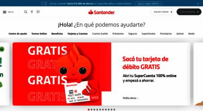 santander.com.ar -