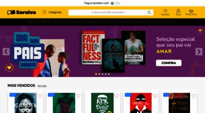 saraiva.com.br - saraiva.com.br: livros, tablets, blu-ray, eletrônicos, notebooks, smartphones e mais.