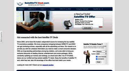 satellitetv-deal.com - find the best satellite tv deals & promotions with our 2012 consumer guide