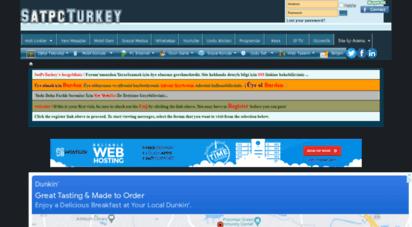 satpcturkey.com - satellite computer gsm technology