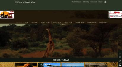 savanatur.com - afrika turu  savana tur & safari  türkiye