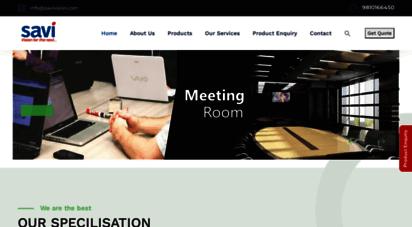 Welcome to Savivision com - Polycom: Video Conferencing   Authorized