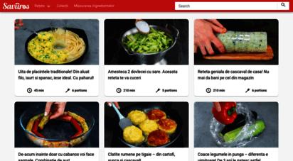 savuros.info - savuros.info cele mai actuale rețete din lumea culinară