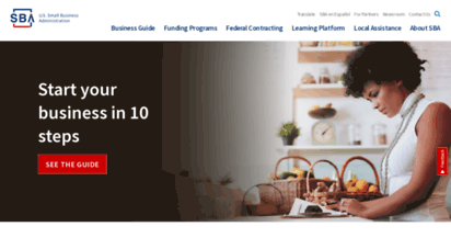 sba.gov - small business administration