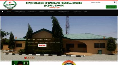 scbrs.edu.ng -