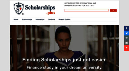 scholarships.plus - find college and university scholarships and grants free - scholarships.plus 2020 - 2021