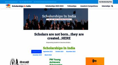 scholarshipsinindia.com