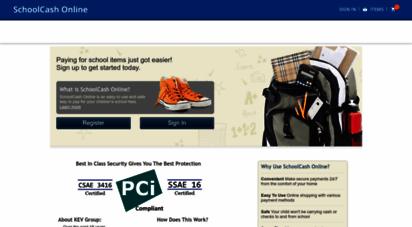 schoolcashonline.com - schoolcashonline.com: welcome