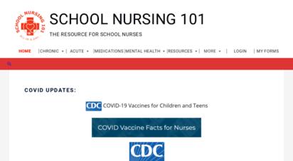 schoolnursing101.com -