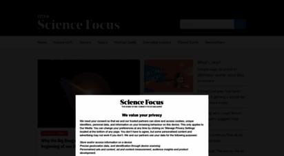 sciencefocus.com - bbc science focus magazine - science, nature, technology, q&as - bbc science focus magazine