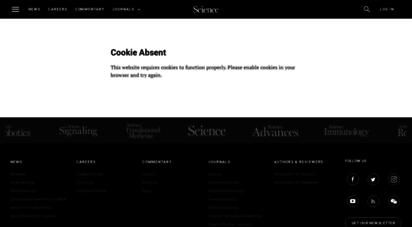 sciencemag.org - science  aaas