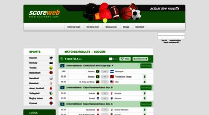scoreweb.com -