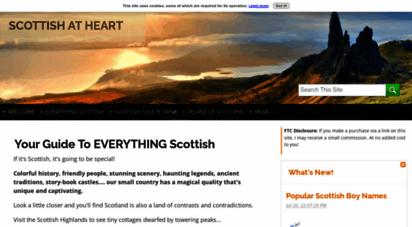 scottish-at-heart.com - scottish magic - find it here!