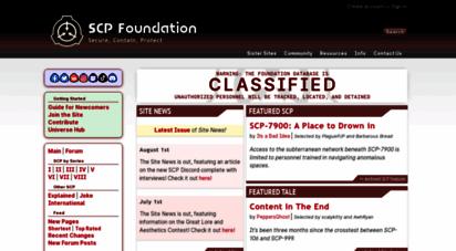 scp-wiki.net