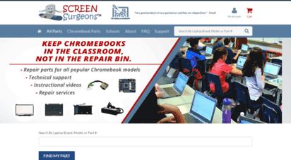 screensurgeons.com -