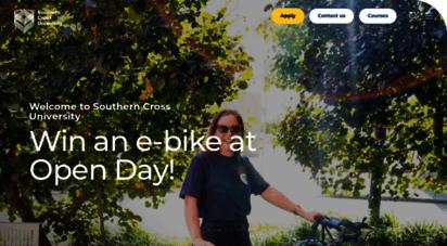 scu.edu.au - home - southern cross university