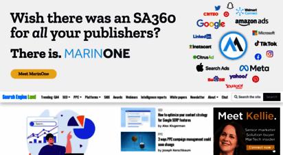 searchengineland.com - search engine land - news on search engines, search engine optimization seo & search engine marketing sem