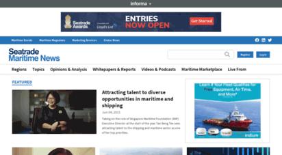 seatrade-maritime.com - seatrade maritime