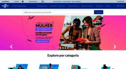 sebrae.com.br - portal sebrae  sebrae