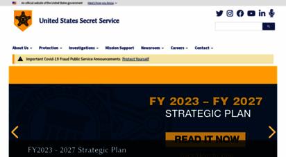 secretservice.gov - united states secret service