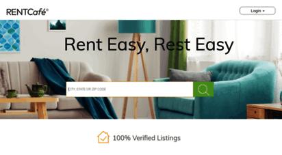 securecafe.com - apartments for rent & houses for rent  rentcafé