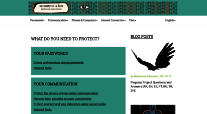securityinabox.org - security in-a-box  tools and tactics for digital security