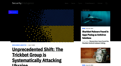 securityintelligence.com - security intelligence - anlysis & insight on information security