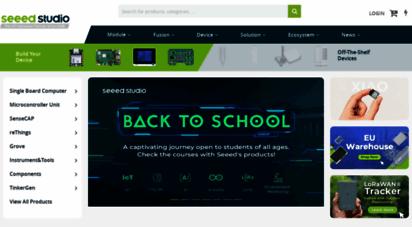 seeedstudio.com - seeed studio bazaar, the iot hardware enabler.