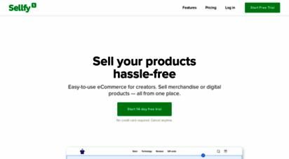 sellfy.com -