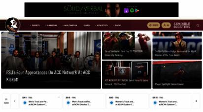 seminoles.com - florida state seminoles  official athletic site