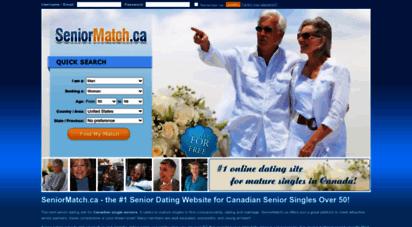 senior match dating sites