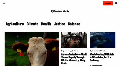 sentientmedia.org -